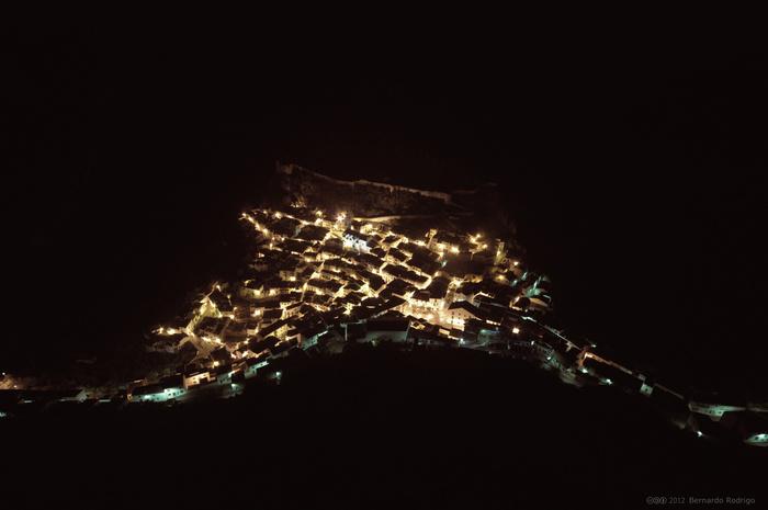 Nocturno desde la muela