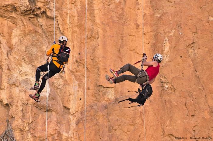 vents endurance climbing